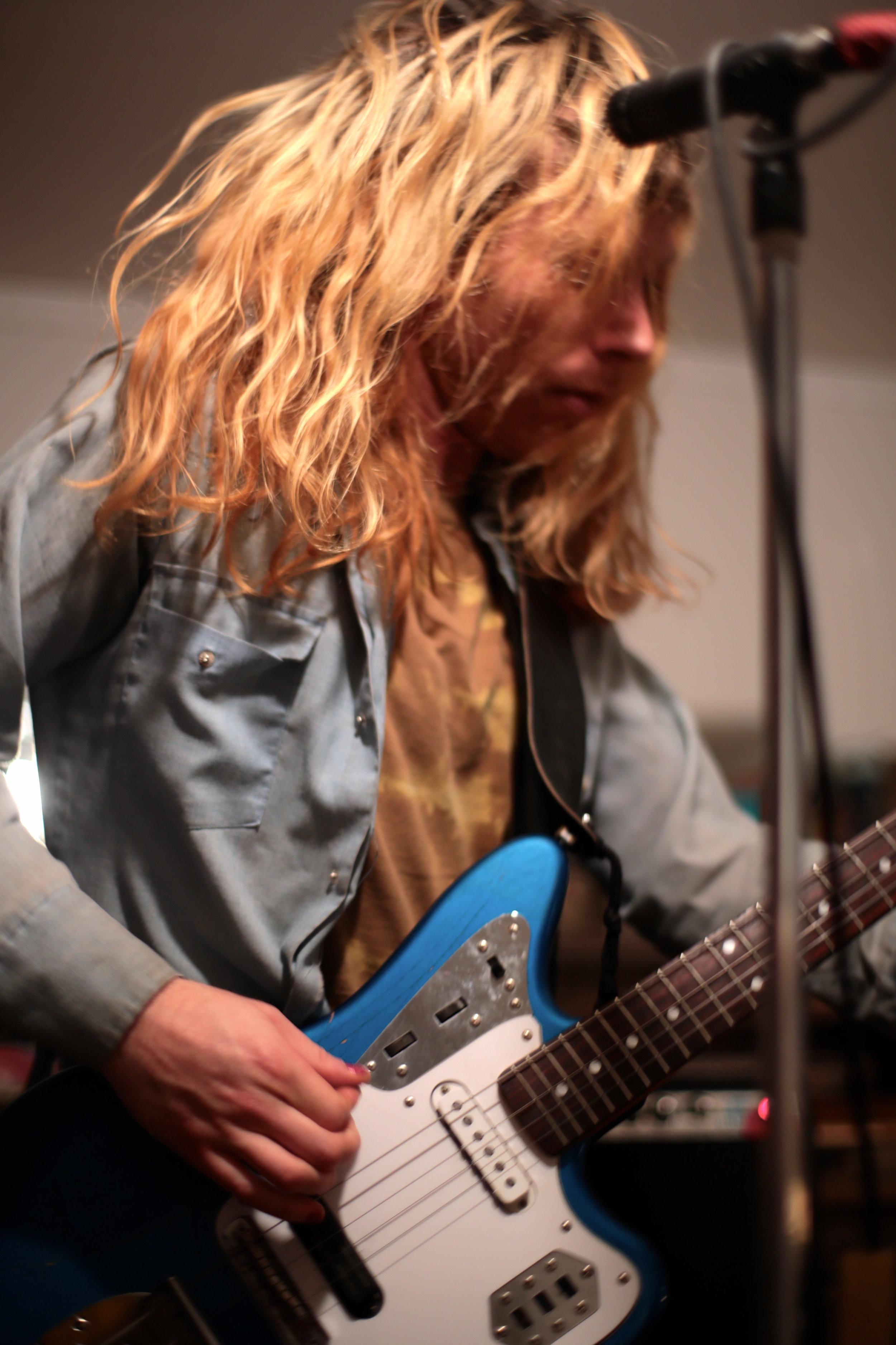 Jon Hanna in the Studio 1