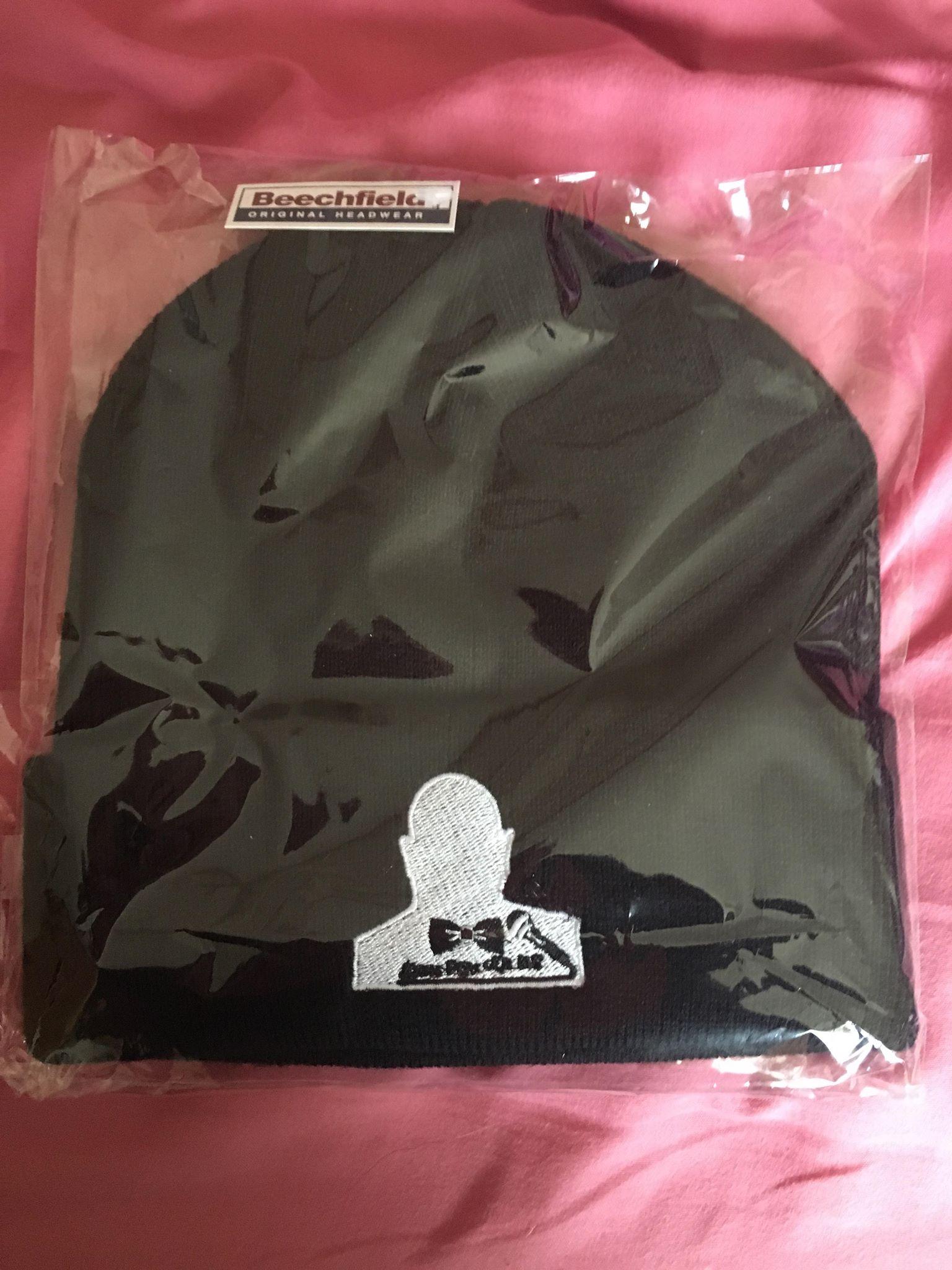 John Fowler MC Logo Beanie Hat