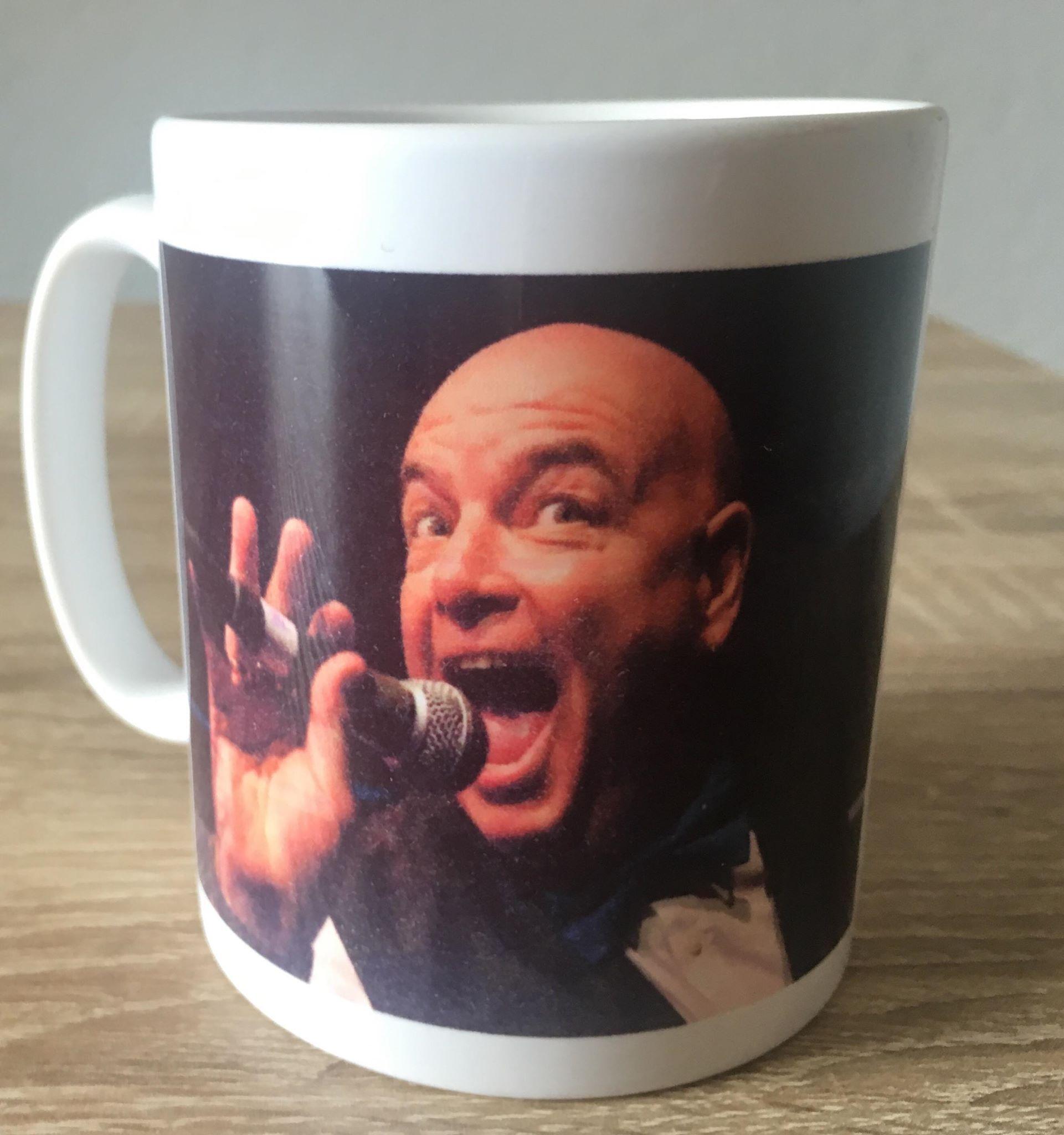 John Fowler MC Print Mug