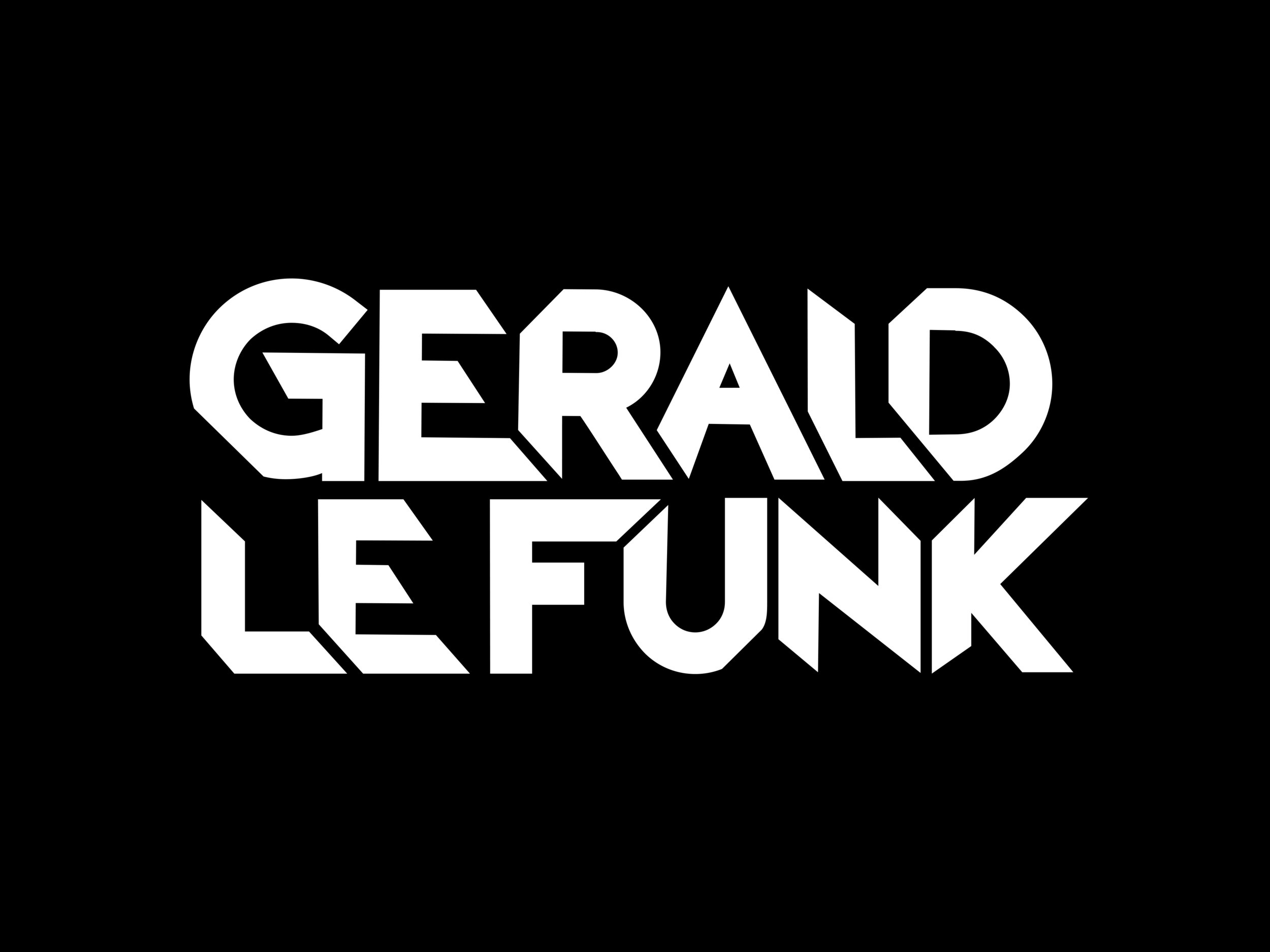 GERALD LE FUNK - SOUNDCLOUDTWITTERFACEBOOKINSTAGRAM