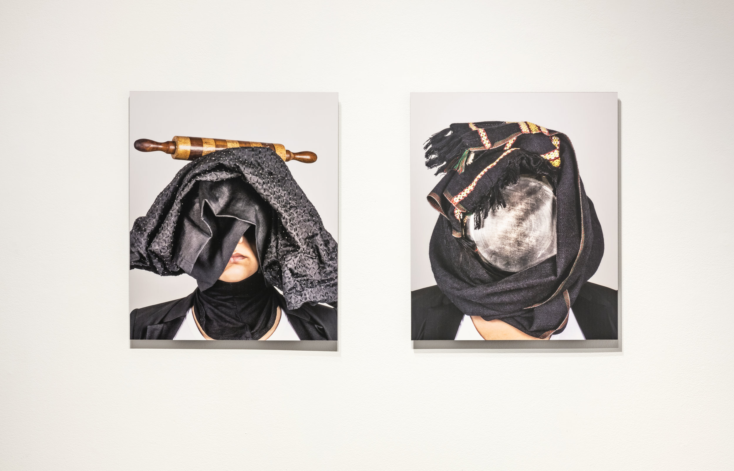 Jahez | Dowry , XIT-RM, Art Gallery of MIssissauga, Photo by Toni Hafkensheid.