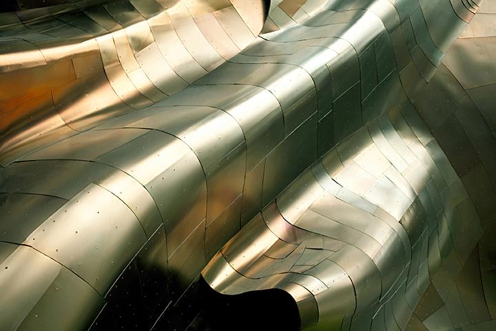 Glen Jones,  Titanium Waves , 2011. Archival digital print