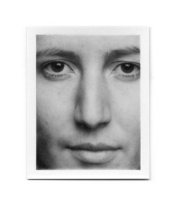 "Ben Freedman,  Dear Departed Plate #4 , 8.5"" x 10.5"""