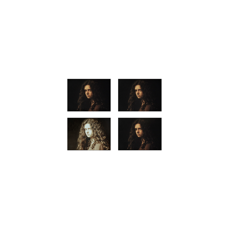 "Elisa Julia Gilmour,  Death Is Something: Film Stills #11 , 17"" x 17"""