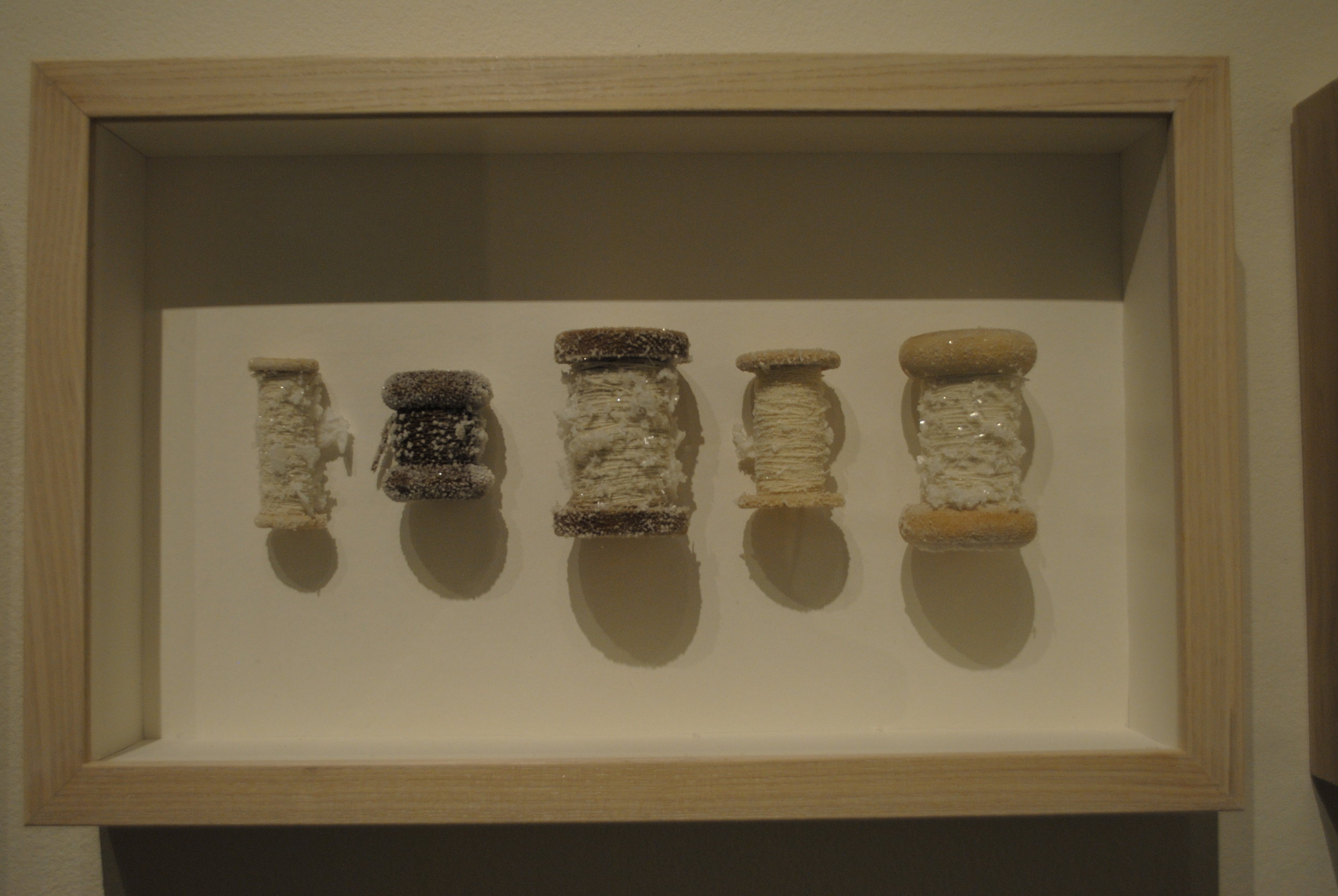 Sweetness of the Work , XIT-RM, Art Gallery of Mississauga. Photo by Janick Laurent.