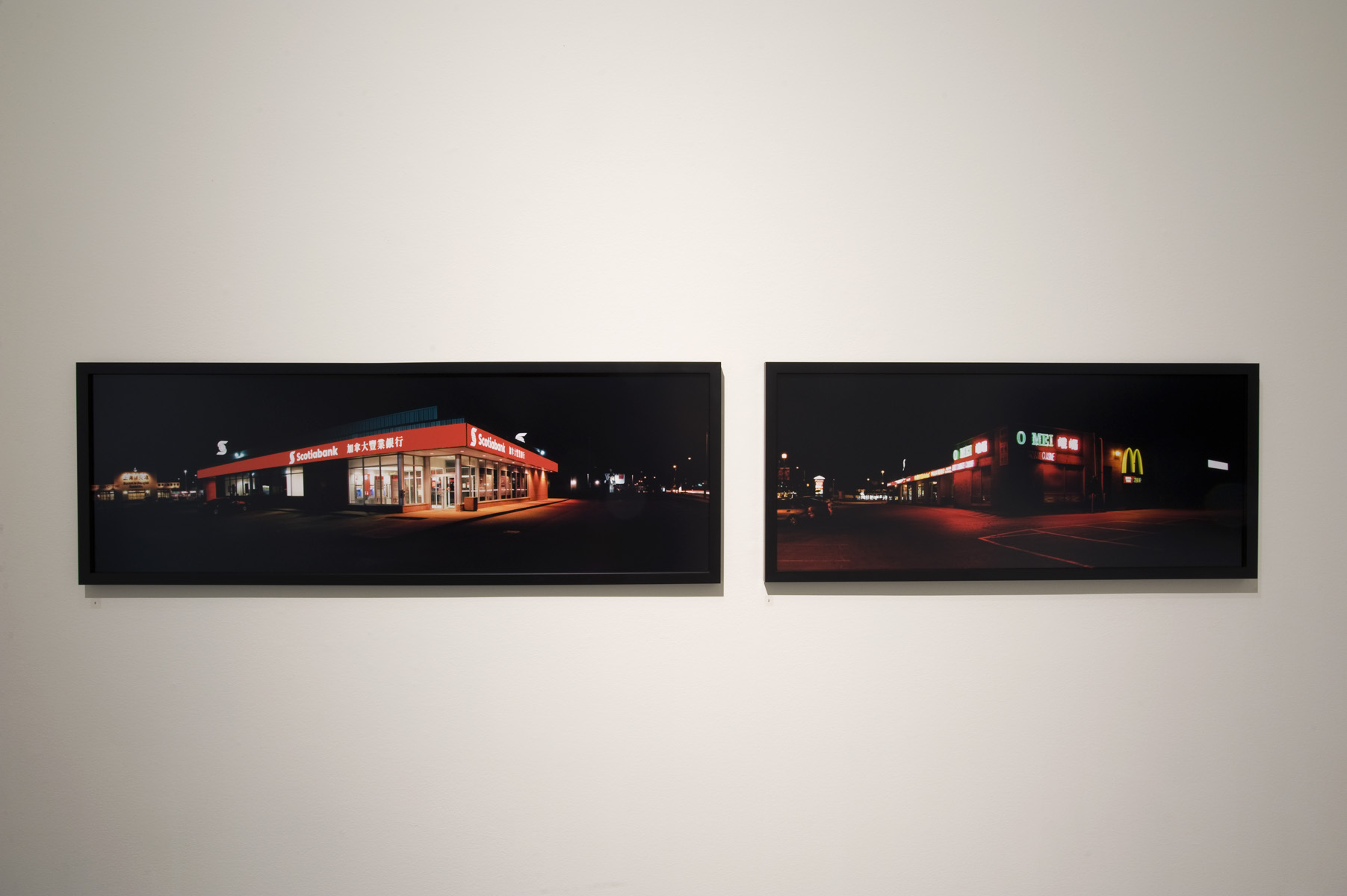 New Cultural Topographics , XIT-RM, Art Gallery of Mississauga. Photo by Janick Laurent.