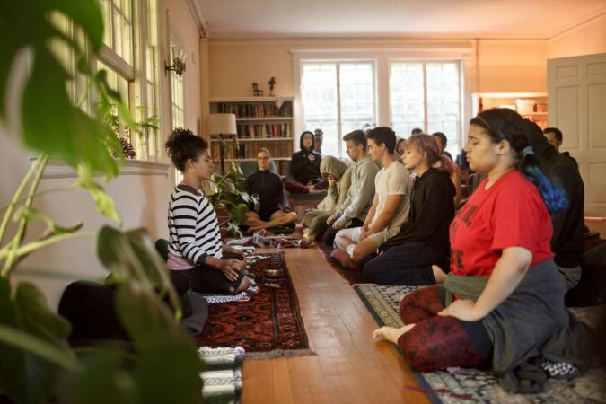 Mindfulness para Estudantes de Graduação -