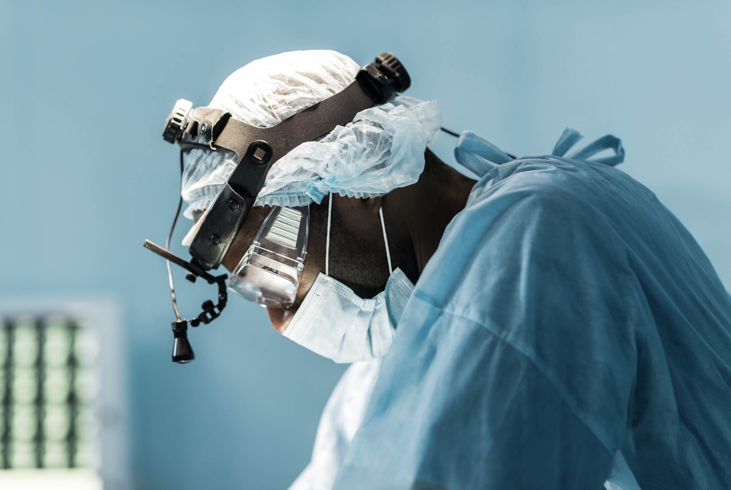 Cirurgia de Cabeça e Pescoço -