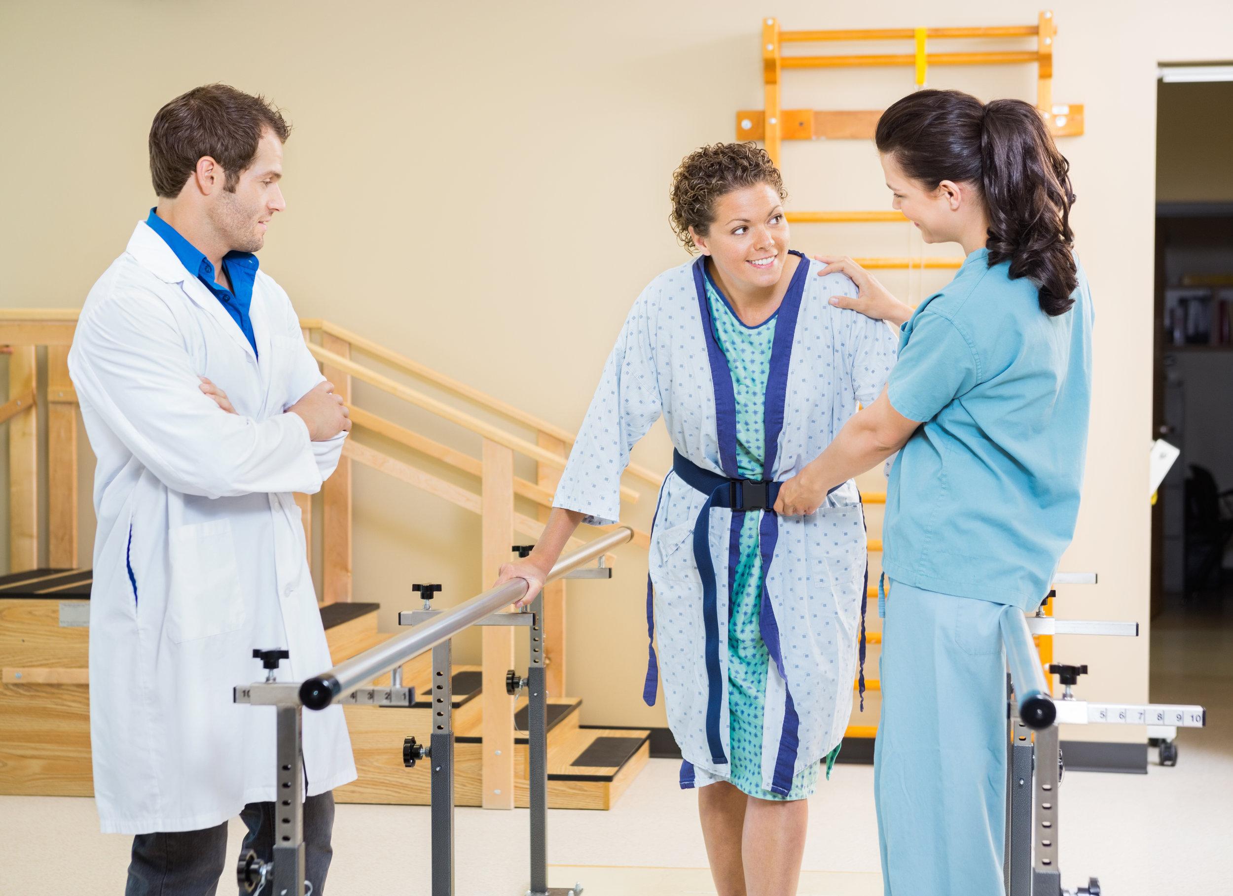 Medicina Física e Reabilitação -