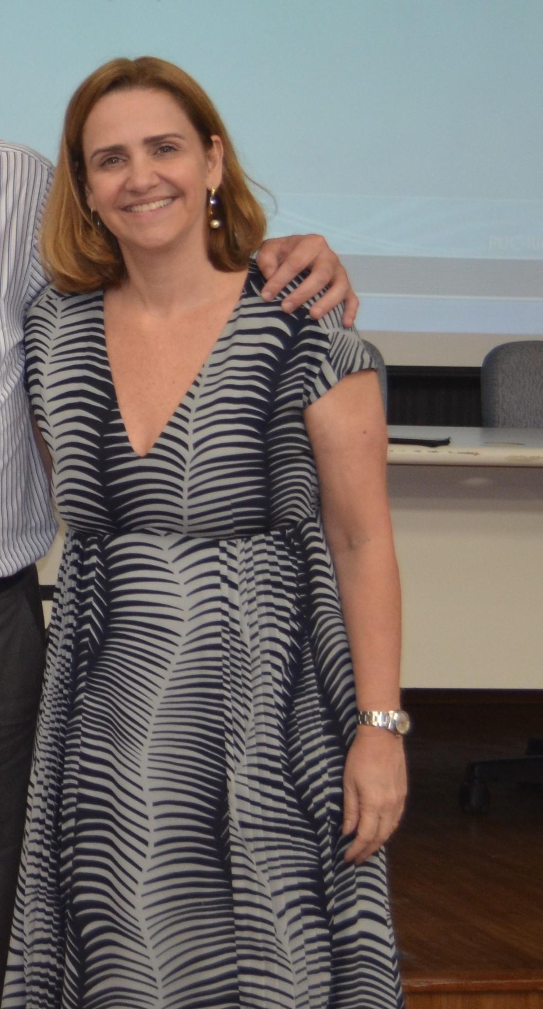 Psicóloga Ana Luíza Novis