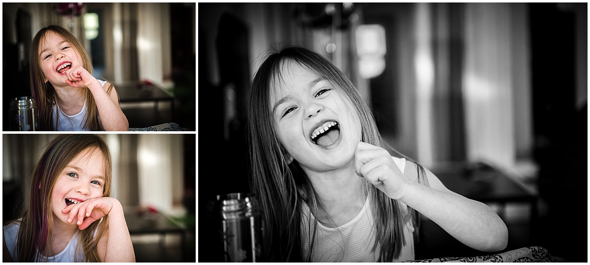 The many faces of Taija, I'm not sure why she was such a ham on this day!