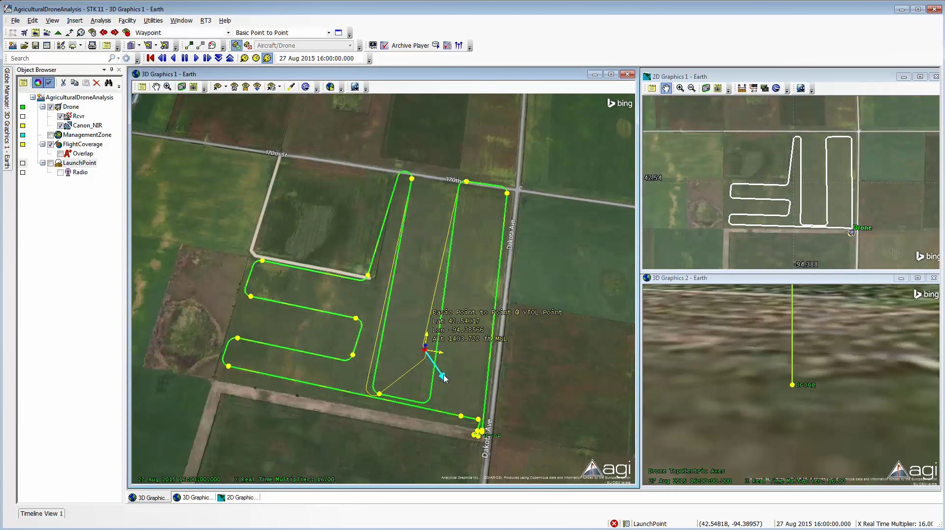 OneSky UAS Flight Planning