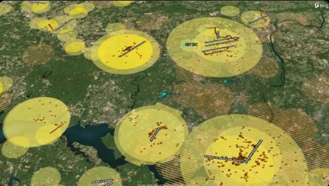 Airspace Volumetric Analytics
