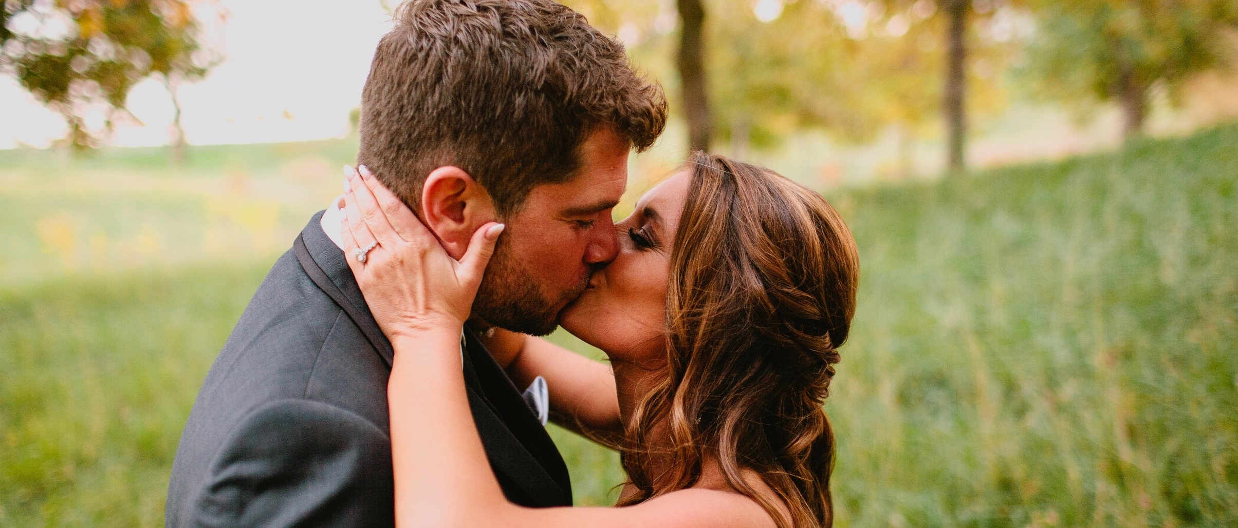 brittany + Chad - Omaha, NE Photography: Michael Rowley