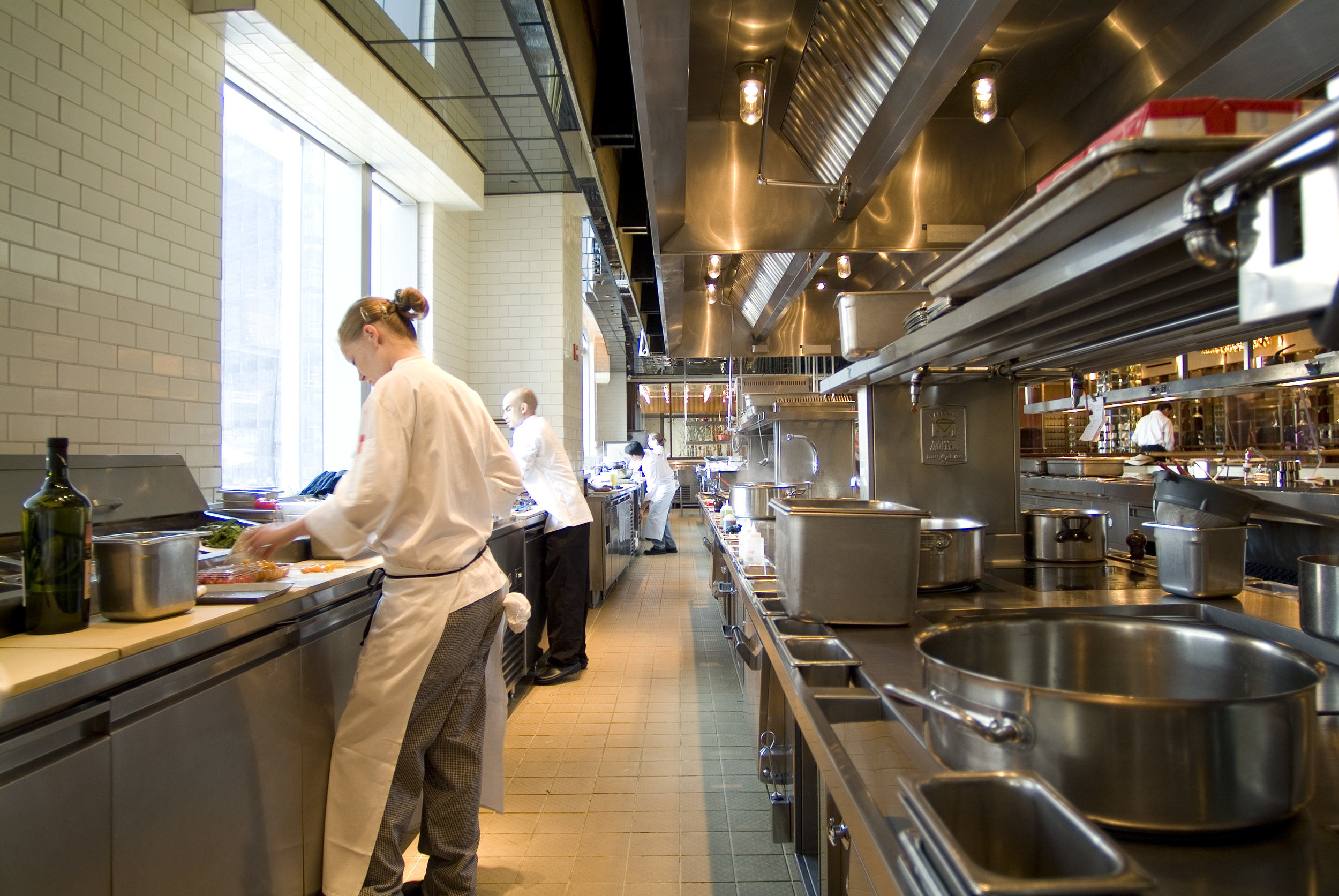 Café Gray in NYC for Chef Gray Kunz and the Related Group