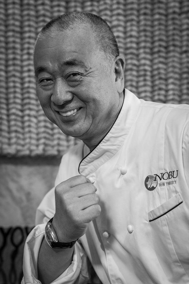 Chef Nobu Matsuhisa