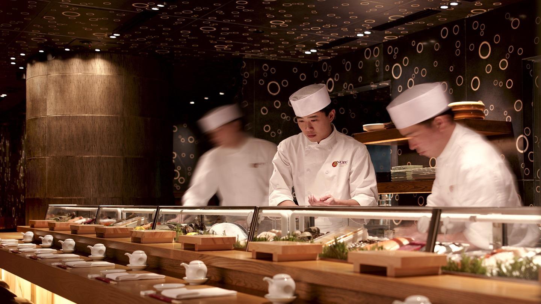 Nobu InterContinental Hong Kong by Chef Nobu Matsuhisa and Rockwell Group
