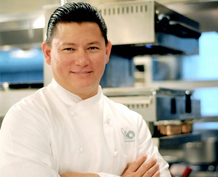 Chef Shaun Hergatt