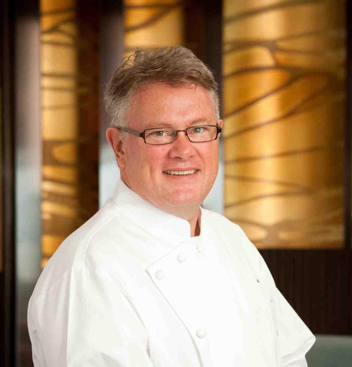 Chef Gray Kunz