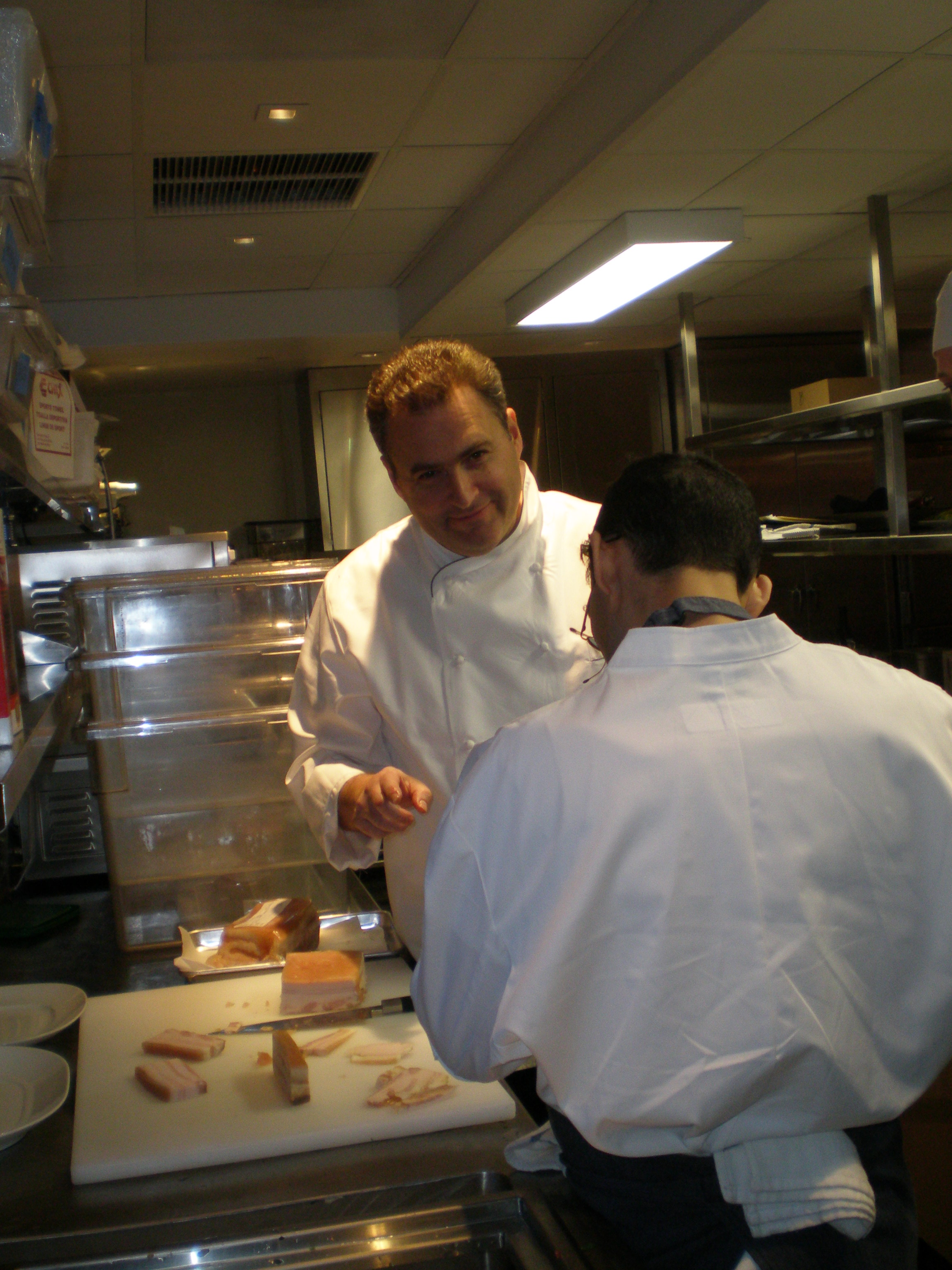 Chef Ed Brown at Eighty One