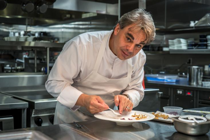 Chef Gabriel Kreuther