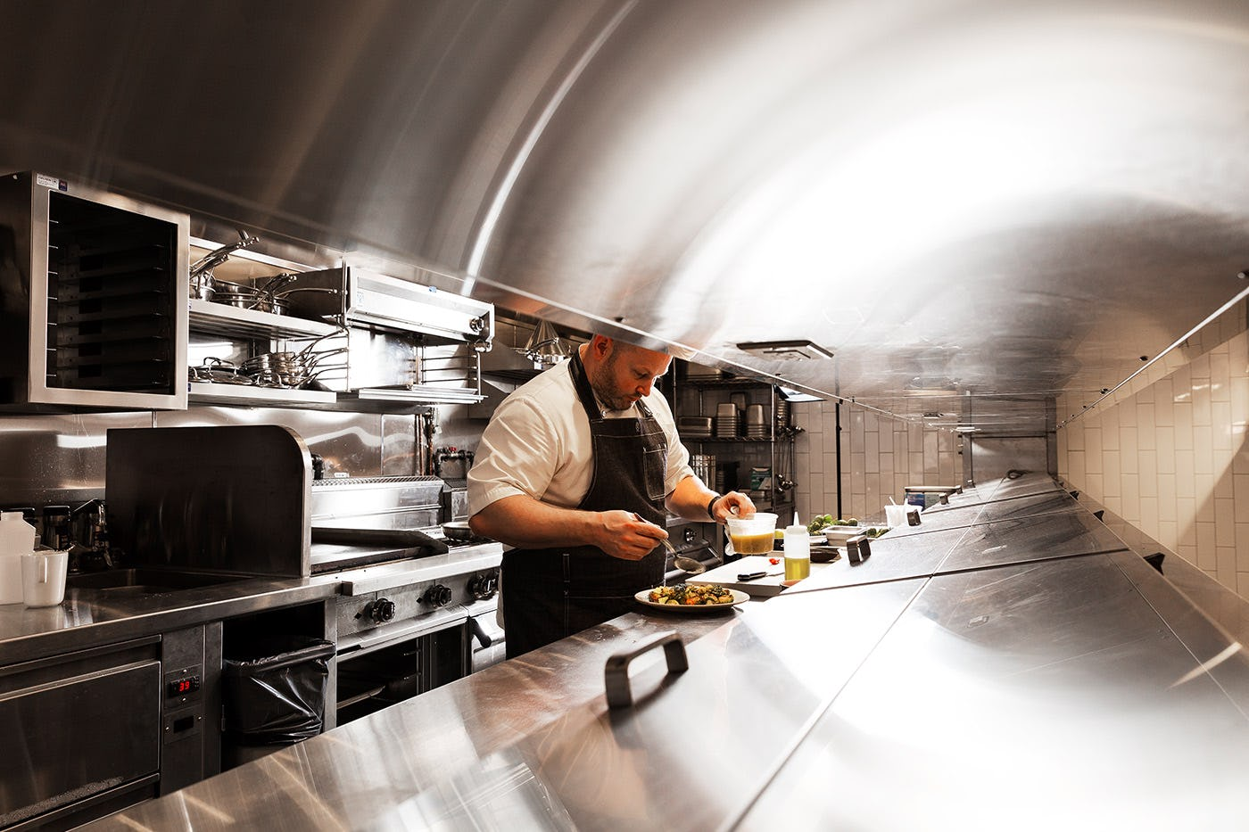 Loring Place in NYC for Chef Dan Kluger