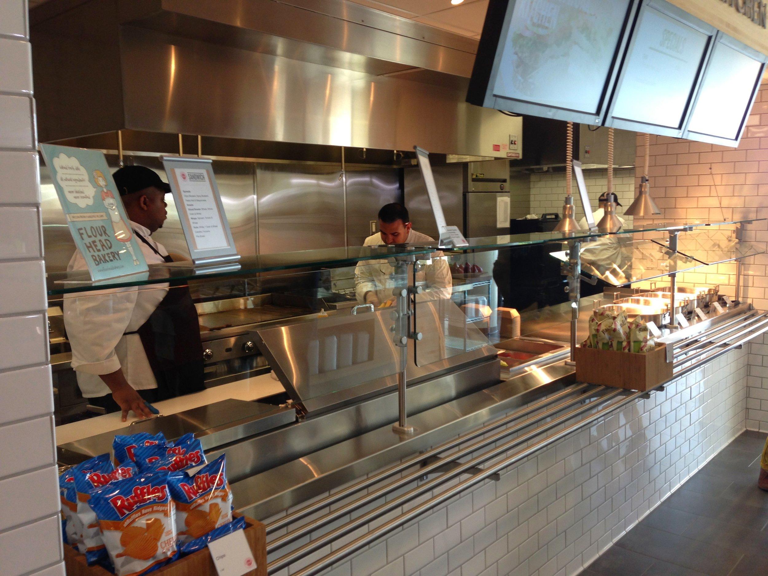 Food Network Kitchen (2).JPG