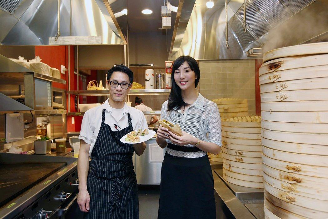 Chef Doron Wong at Northern Tiger