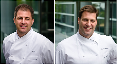 Chef Jonathan Krinn & Chef Jon Mathieson