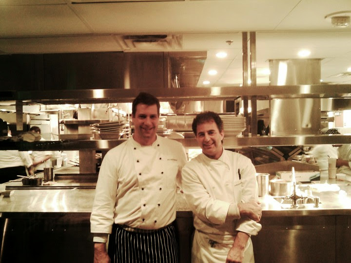 Chefs Jon Matheison & Jonathan Krinn