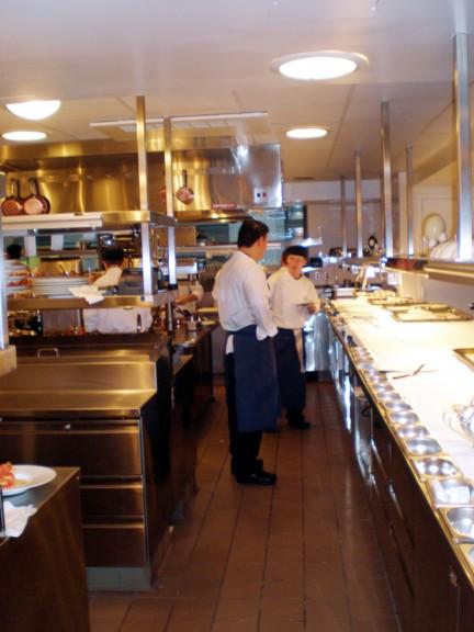 Chef Shaun Hergatt at SHO Shaun Hergatt