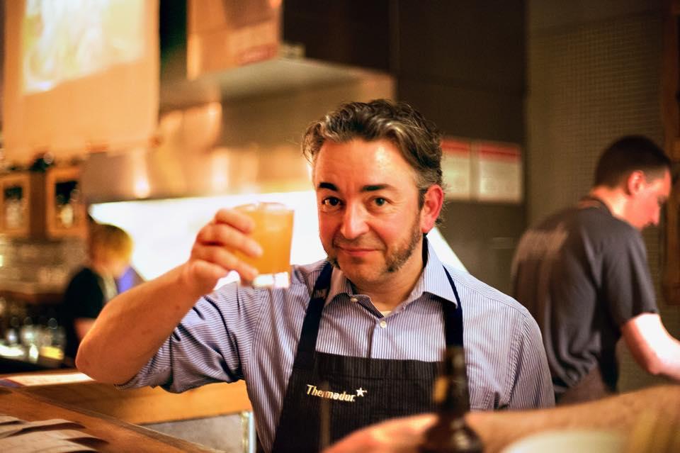 Chef Matthias Merges at Yusho Logan Circle