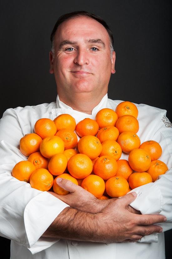 Chef José Andrés   Photo: Aaron Clamage