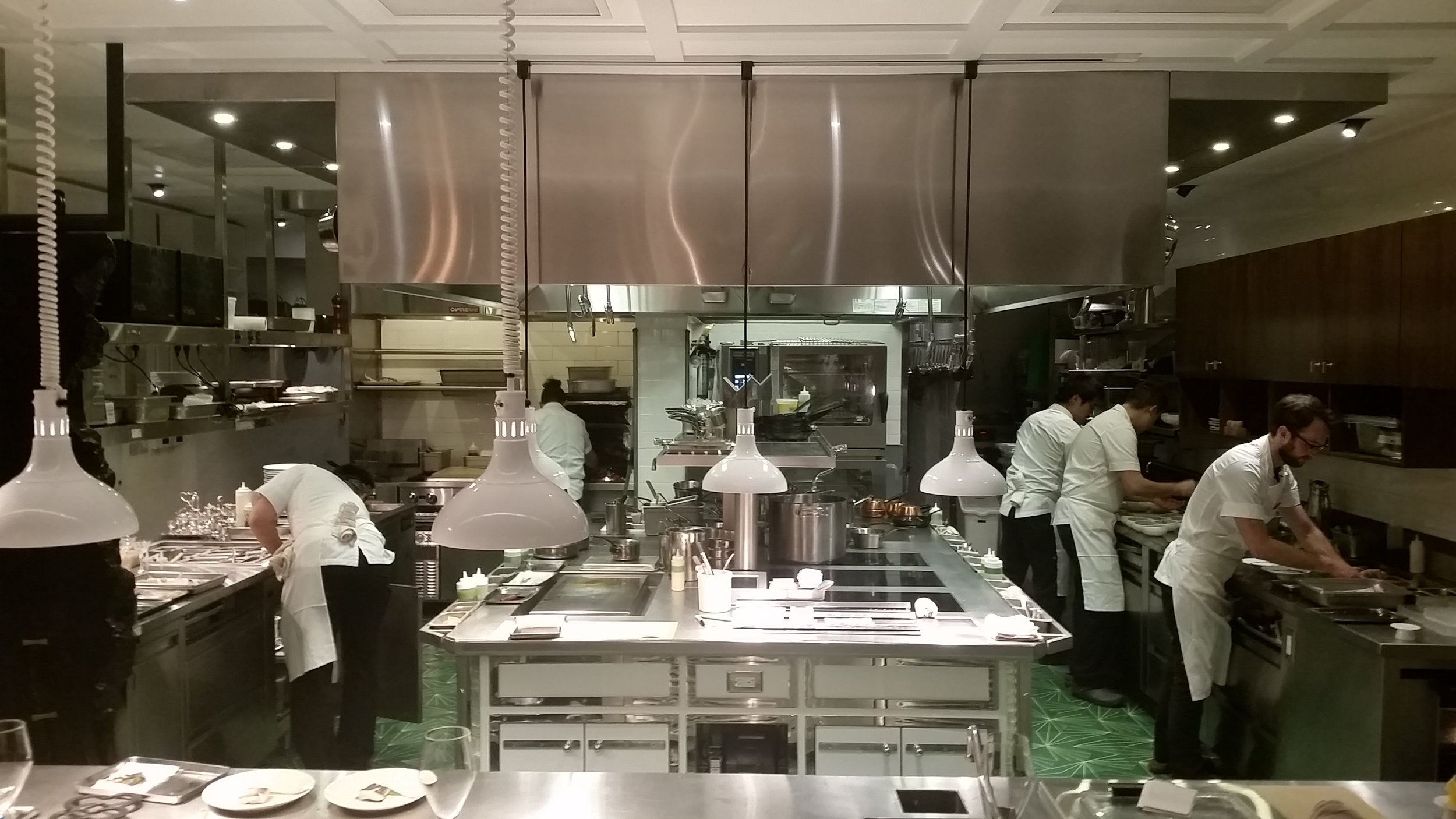 Pineapple and Pearls in Washington, DC for Chef Aaron Silverman