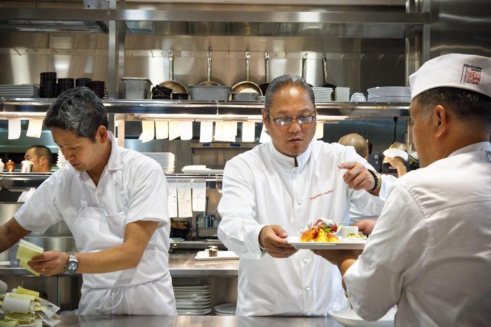 Morimoto Waikiki for Chef Masaharu Morimoto