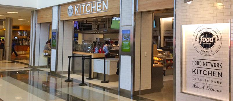 Food Network Kitchen, Hartsfield-Jackson Atlanta International Airport