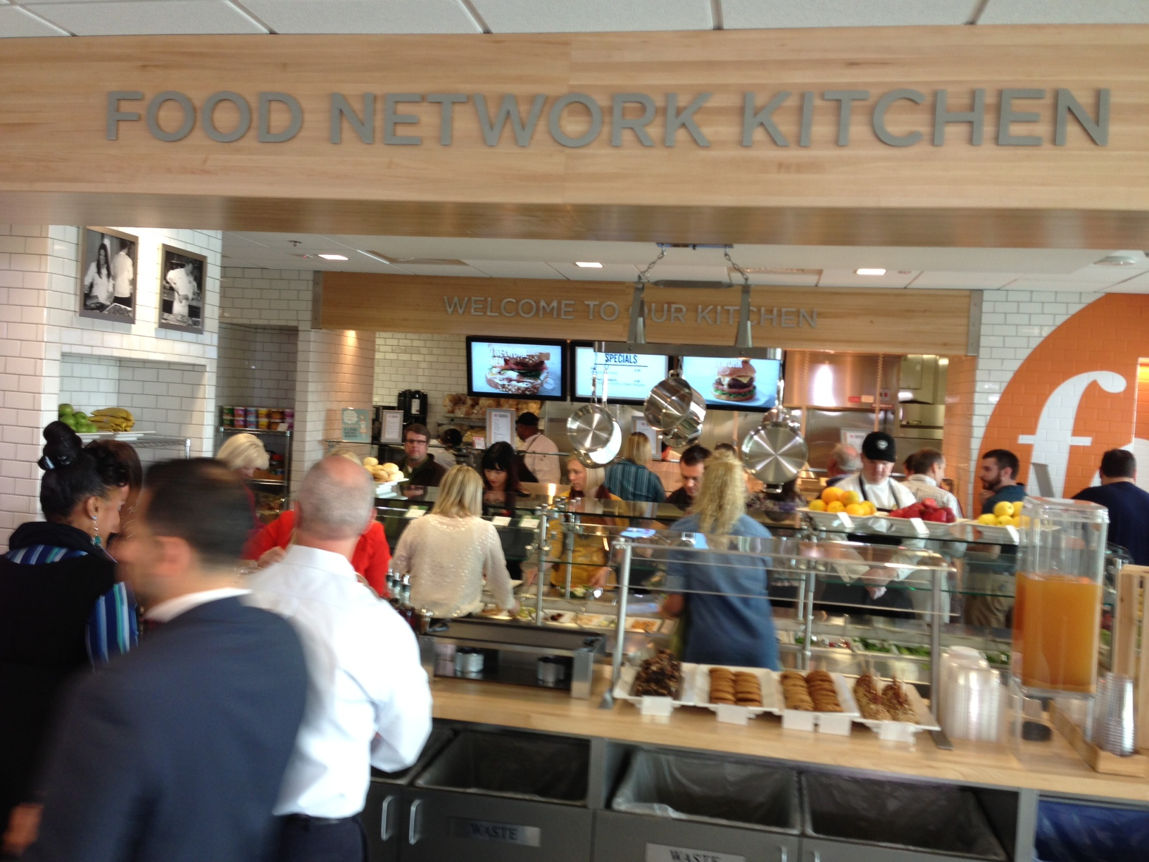 Food Network Kitchen in Knoxville, TN