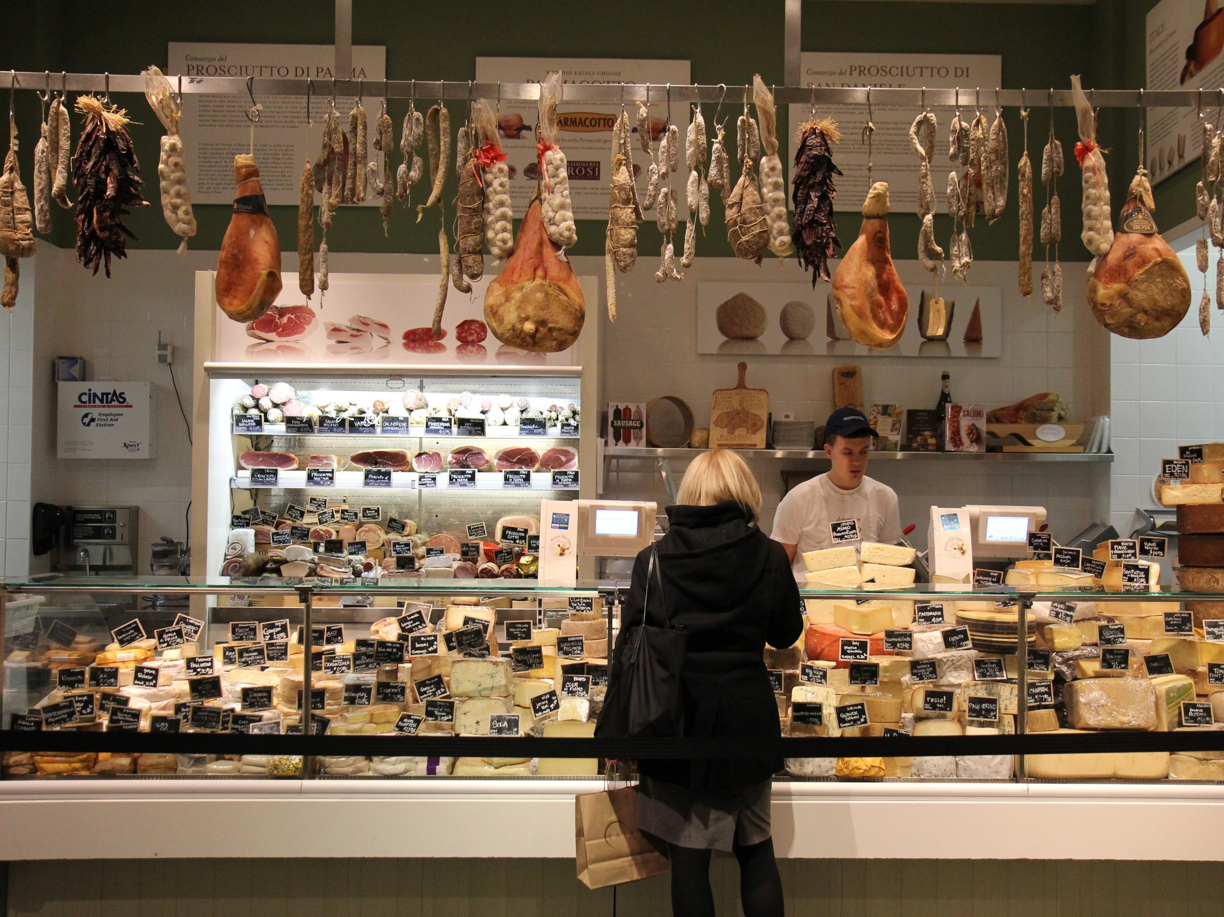 Eataly Chicago for Eataly and B&B Hospitality Group