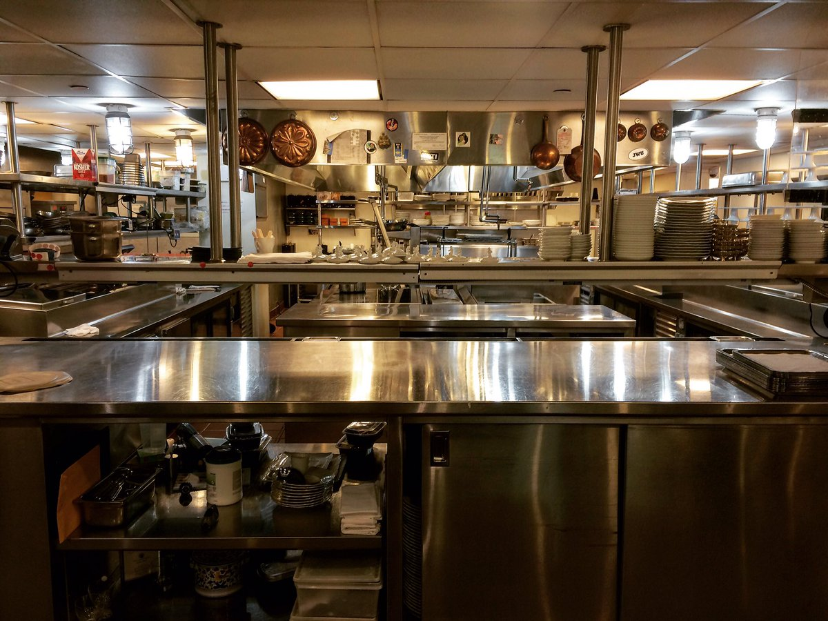 Del Posto in NYC for Chef Mario Batali and B&B Hospitality Group