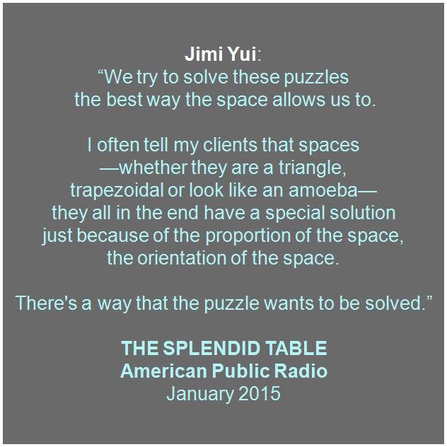 Jimi Yui on The Splendid Table January 2015