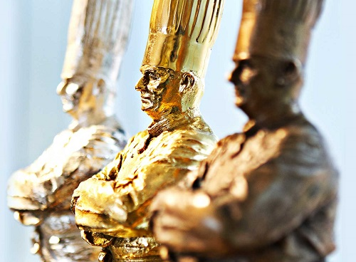Bocuse d'Or trophies
