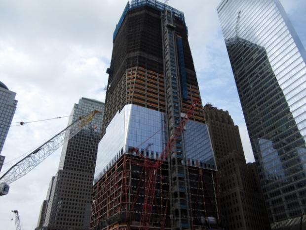 China Center New York under construction