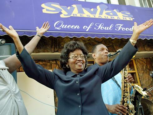 Sylvia Woods of Sylvia's