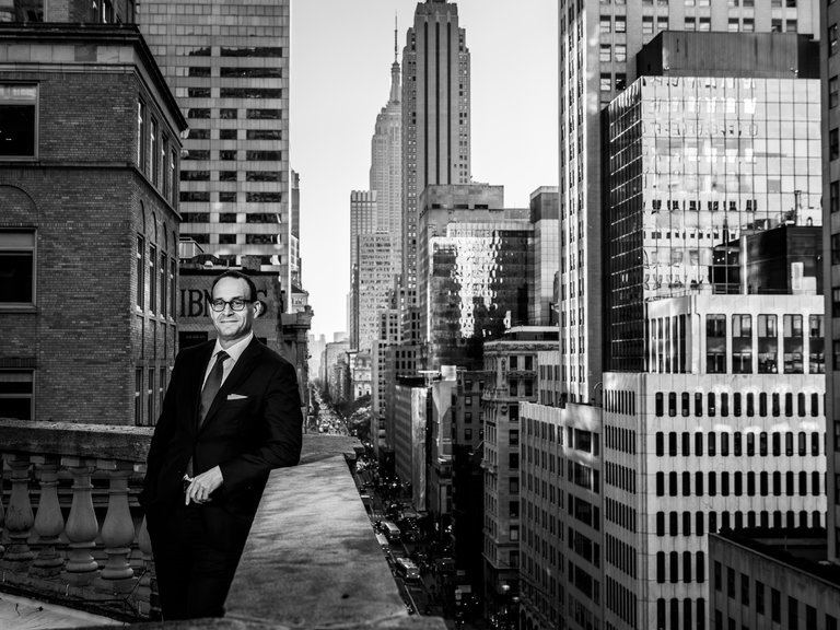 Saks Fifth Avenue President Marc Metrick   Photo: Sasha Maslov