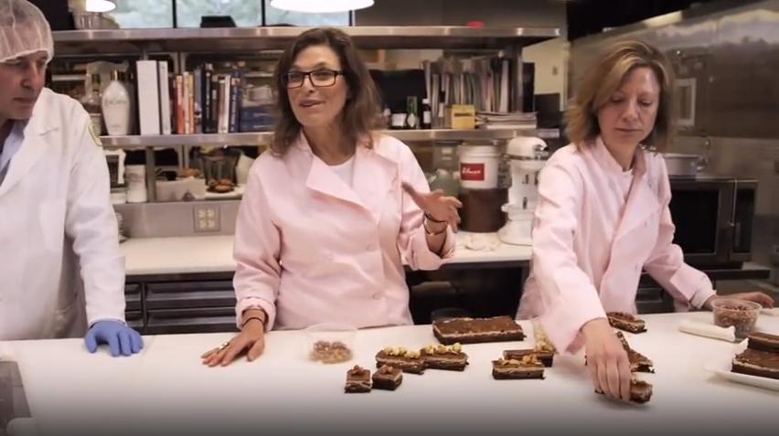 Sweet Street Desserts R&D Kitchen for CEO Sandy Solmon