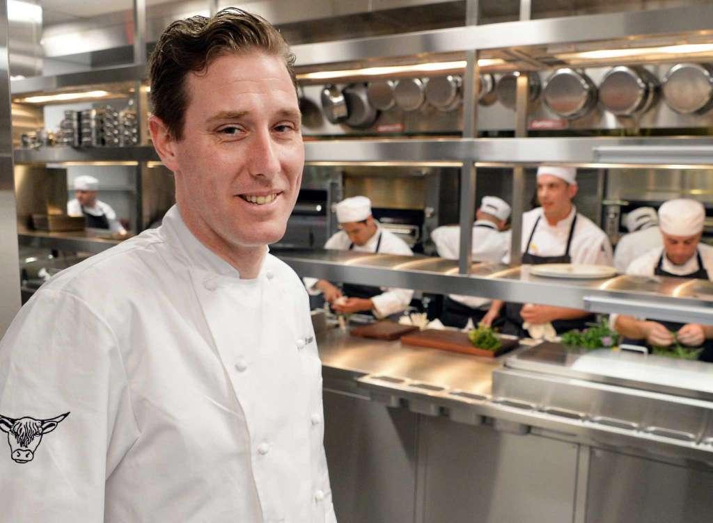 Salt & Char's Executive Chef Braden Reardon   Photo: John Carl D'Annibale