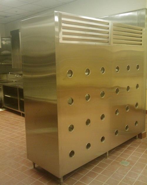 barMASA bulk sauce refrigerator