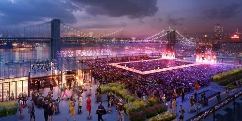 South Street Seaport renderings