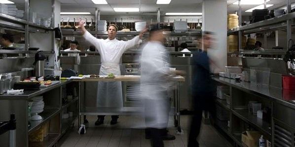Buddakan, NYC with Chef Michael Schulson   Photo: John Lei