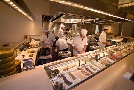 Morimoto NYC   Photo: Fran Collin
